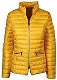 Reset Damen Daunenjacke Paris Größe XL Gelb (gelb)