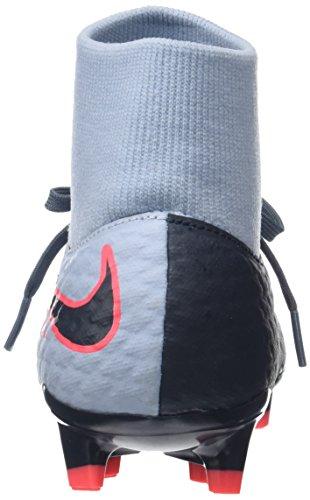 Nike Herren Hypervenom Phelon 3 Dynamic Fit (fg) Fußballschuhe Blau (pugnale Chiaro Blu / Nero-armeria Blu-caldo)