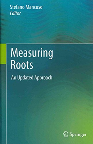 [Measuring Roots] (By: Stefano Mancuso) [published: November, 2011]