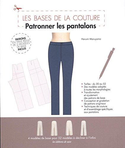 Patronner les Pantalons par Maruyama Harumi