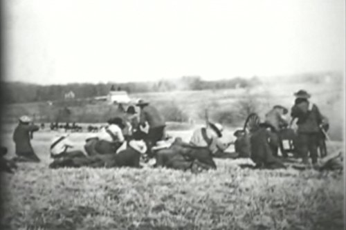 Capture of Boer Battery by British 01-video-capture
