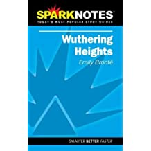 Wuthering Heights (SparkNotes) by Emily Bronte (1-Aug-2003) Paperback