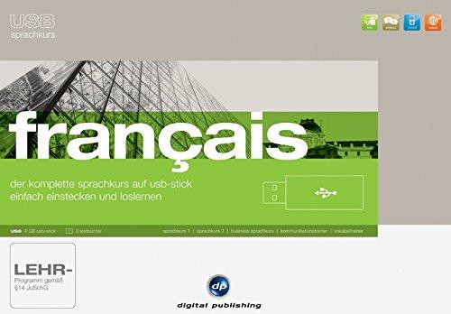 USB Sprachkurs Français: Der komplette Französischkurs auf USB-Stick
