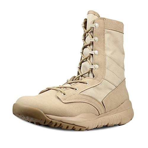 Security Outdoor Desert Boots Men's Uk Commando Ludey Combat 4 Tactical Police Breathable Military Shoes Beige A Cqb Ultralight Ybyf7v6g
