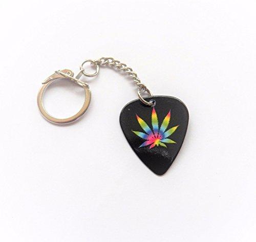 hoja-de-marihuana-cannabis-pot-de-hierbas-fumando-imagen-pua-de-guitarra-plectro