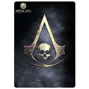 Assassin's Creed 4: Black Flag - The Skull Edition (Jumbo Steelcase) [AT-PEGI]