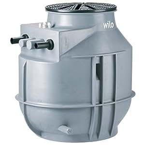 Wilo - Pompe et station de relevage - Station relevage Wilo WS 40 BASIC MONO