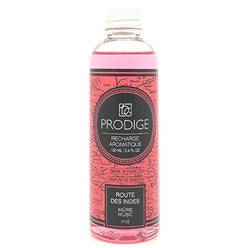 RECHARGE diffuseur de parfum - ROUTE DES INDES (mûre musc)
