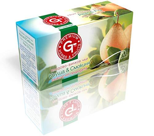 Pear Fig Tea 30g | GT Series 20 Bags