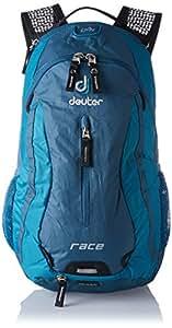 Deuter Unisex's Race Backpack, Arctic/Petrol, 42 x 21 x 16 cm, 10 Liter