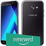 (Renewed) Samsung Galaxy A7 2017 SM-A720FZKDINS (Black Sky)