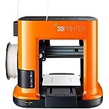 XYZprinting 3D Printer Da Vinci Mini 1.0W with FDM Technology, 3D printer Wireless Connectivity