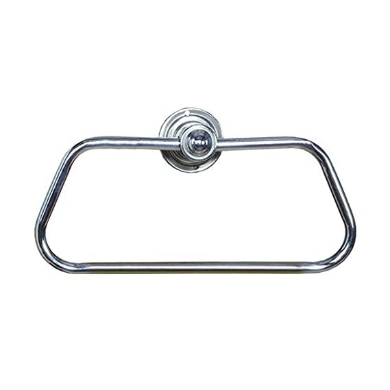 Shruti(Niku) Stainless Steel Apple Ring Model Napkin Ring/Towel Ring/Towel Holder-1620