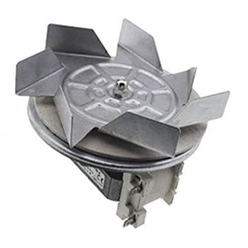 Motor con ventilador para horno ventilado de integrado y normal universal 220V...