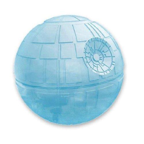 """Star Wars 61530 - Stampino per cubetti di ghiaccio e da forno """"Morte Nera"""", 9 x 7 x 9 cm"""