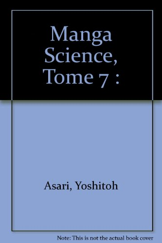 Manga Science Edition simple Tome 7