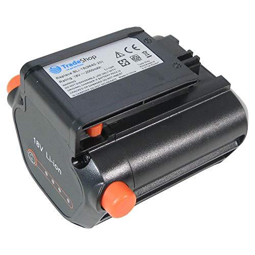 GARDENA  Leistung (Batterie)