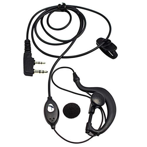 Headset-Mikrofon Lautsprecher für Baofeng UV-5R/uv-5ra/5R Plus/Wouxun UVd1P/UV6D/TYT uv-f9Zwei Wege Radio