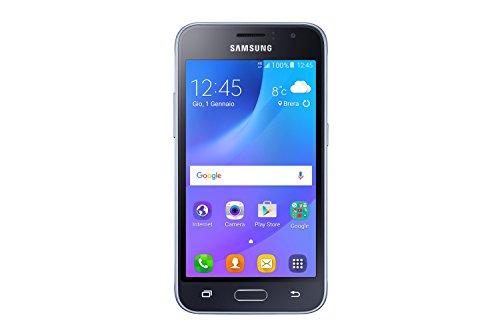 Samsung Galaxy J1 (2016) SM-J120F 8GB 4G Negro - Smartphone (SIM única, Android, MicroSIM, EDGE, GPRS, HSPA+, HSUPA, UMTS, LTE)