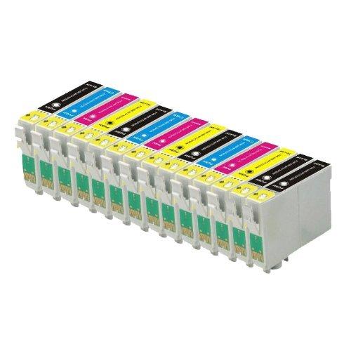 ECS Inks - Cartuchos de tinta equivalentes al juego de cartuchos 18XL