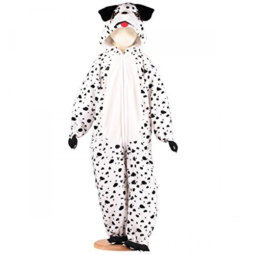 Dalmatian or Dalmation Dog fancy dress up costume 6-8yrs Made by Travis Design by Dress Up By ()