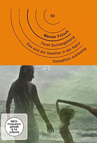 Werner Fritsch: Faust Sonnengesang/Das sind die Gewitter in der Natur - Filmedition Suhrkamp [2 DVDs]
