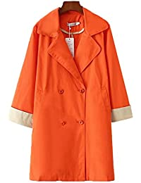 Amazon.es  para para - Trenca   Ropa de abrigo   Mujer  Ropa 33e62dafc27c