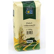Bohlsener Mühle Dinkelvollkornmehl, 6er Pack (6 x 1000 g ) - Bio