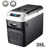 KEMN Mini Réfrigérateur Auto Réfrigérateur Glaciere Electrique 12v 220v Grande...