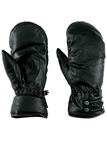 Scott Glove M's Mitten Hot Black Black