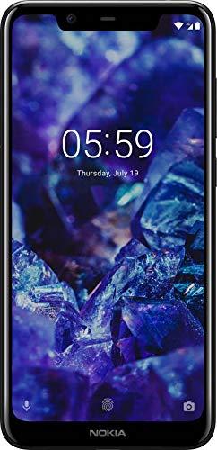 Nokia 5.1 Plus (Black, 32 GB) (3 GB RAM)