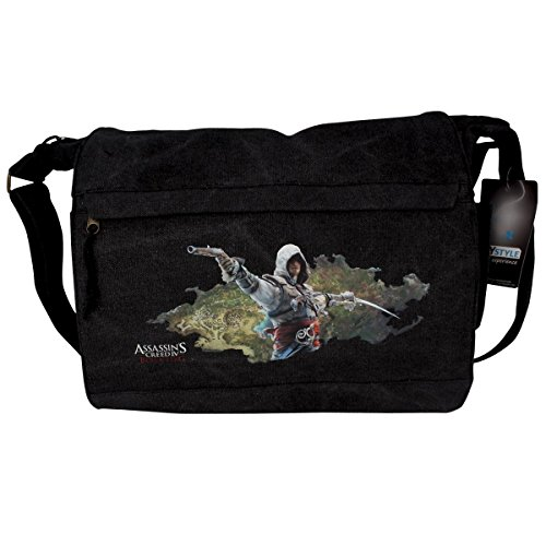 Assassin's Creed – Edward Messenger Bag / Tasche