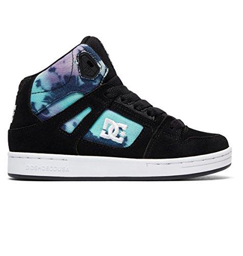 DC Shoes Rebound Se - Chaussures Montantes pour Fille ADGS100204