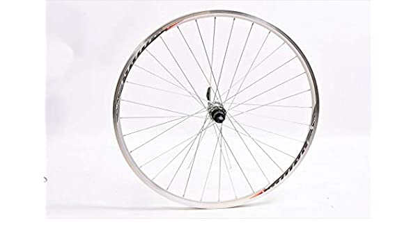 130 mm silver Shimano Rear hub Road FH-RS400 10//11-speed 28 hole