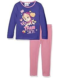 Paw Patrol HQ2096, Conjunto de Pijama para Niñas