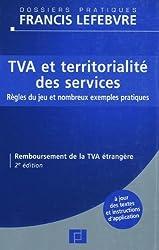 TVA et territorialité des services