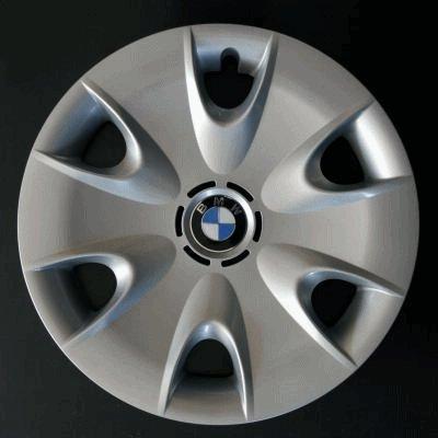 BMW Enjoliveur de roue d'origine série 1 E81 E82 E87 E88 (1 pièce)