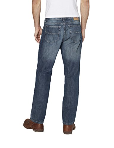 Colorado Denim Herren Jeanshose Blau (DARK STONE WASH 205)
