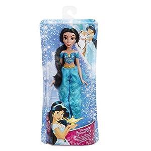 Disney Princess - Disney Princess Brillo Real Jasmine (Hasbro E4163ES2)