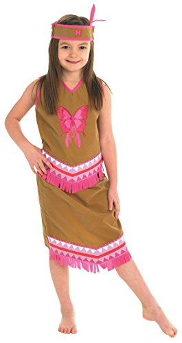 Rubie's American Indian Squaw - Kids Costume 3 - 4 ()