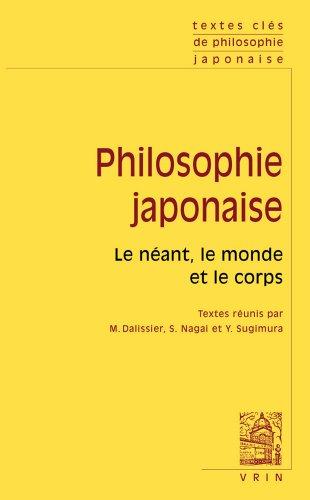 Textes clés de philosophie japonaise