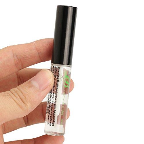 Bluelover Eye Shadow Poudre Colle Fix Primer Gel Fixateur Colle Pour Fixation Paillettes Ombre Yeux Poussière Shadow 5 G