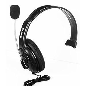Xbox 360 – Elite Headset,schwarz [UK Import]