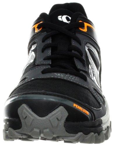 Pearl Izumi , Chaussures de cyclisme pour homme Noir/gris ombre - black / shadow grey