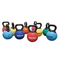 Champion Barbell Rubber Kettlebell, 8-Pound