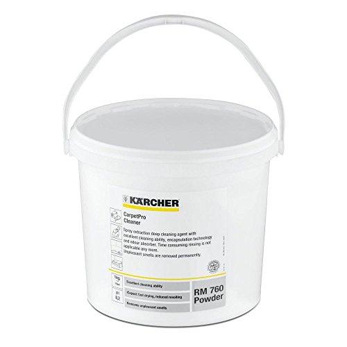 CarpetPro Teppichreiniger RM 760 Pulver 10 kg Kärcher 6.295-847.0