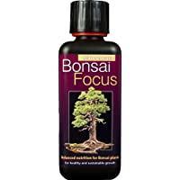 Growth Technology - Bonsai Focus, Fertilizzante liquido concentrato per bonsai, 300 ml