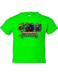 Camiseta niño Tortugas Ninja