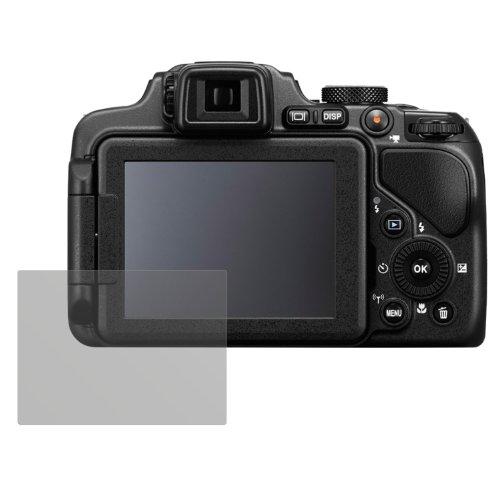 dipos I 6X Schutzfolie matt passend für Nikon Coolpix P600 Folie Displayschutzfolie (Nikon P600 Kamera)