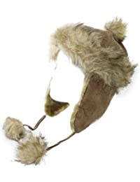 Trifolium - Gorro de aviador - para mujer Dorado Goldnrod Talla única
